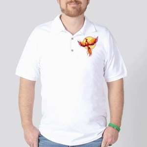 Phoenix Firebird Golf Shirt
